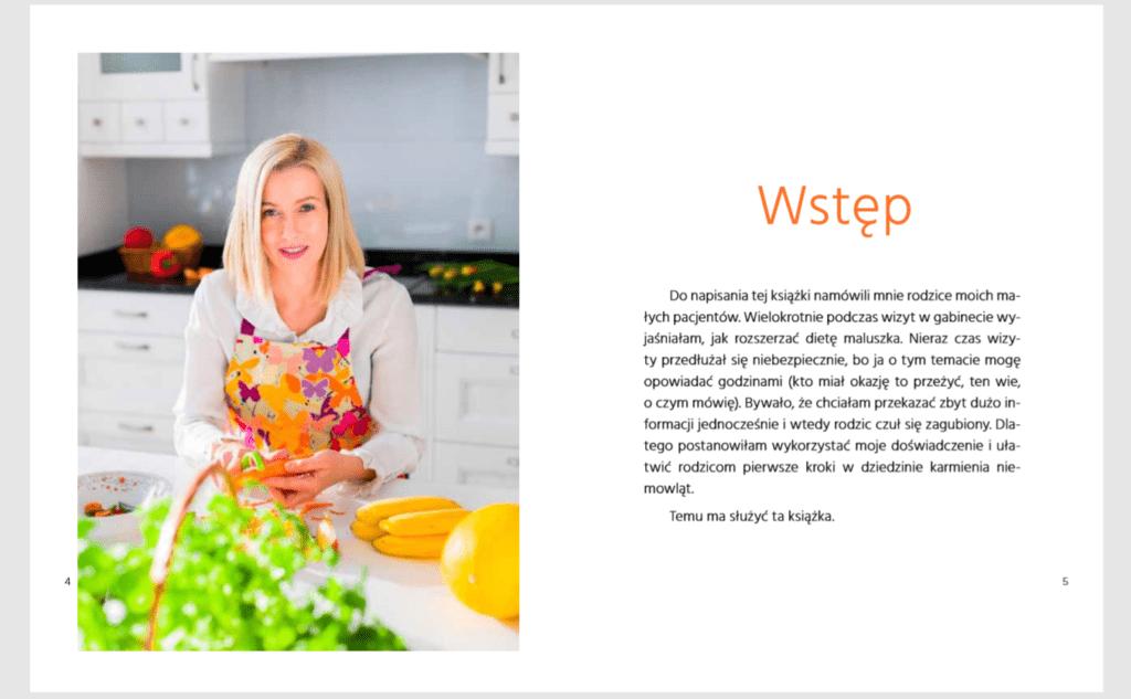 porady żywieniowe - co jedzą szczęśliwe bobasy