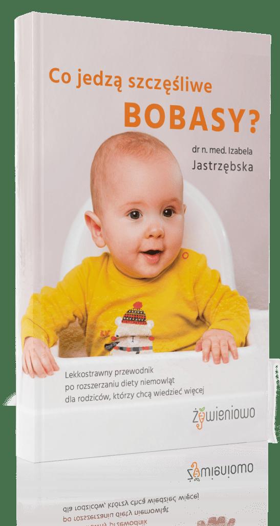 żywienie bobasów - książka
